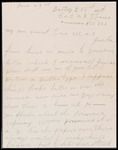 Charles W. Earley First World War Correspondence #2