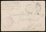Charles W. Earley First World War Correspondence #4