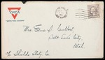 Elmo Culbert First World War Correspondence #01