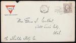 Elmo Culbert First World War Correspondence #01