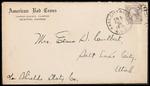 Elmo Culbert First World War Correspondence #02