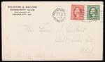 Elmo Culbert First World War Correspondence #03