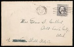 Elmo Culbert First World War Correspondence #05