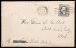 Elmo Culbert First World War Correspondence #05