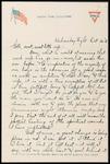 Elmo Culbert First World War Correspondence #06