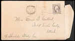 Elmo Culbert First World War Correspondence #10
