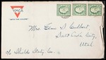 Elmo Culbert First World War Correspondence #11