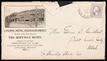 Elmo Culbert First World War Correspondence #12