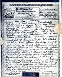 Franz DeVault World War Two Correspondence #2
