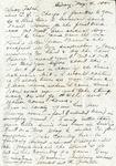 Franz DeVault World War Two Correspondence #3
