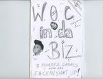 W.O.C. in da Biz by Graeme Aegerter, Ellen Butterworth, and Katie Davidson
