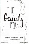 The Beauty Myth by Summer Runion, Annika Briski, and Jacqueline Botz