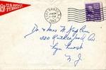 Frederick Hecht Correspondence #02