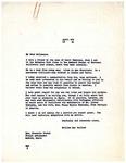 Henri Teminaka correspondence, Gurs