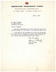 Henri Temianka correspondence, Gurs by Henry F. Grady