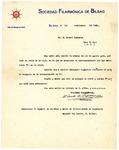 Henri Temianka correspondence, Gurs by Ignacio de Gortazar y Manso de Velasco
