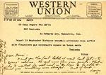 Henri Temianka correspondence