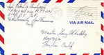 Gary Whiteley Korean War Correspondence #3