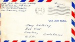 Gary Whiteley Korean War Correspondence #4 by John Horner