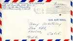 Gary Whiteley Korean War Correspondence #6 by John Horner