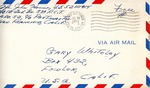 Gary Whiteley Korean War Correspondence #7 by John Horner