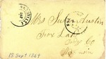 H. Austin Civil War Correspondence #07