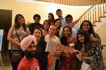 International Students Dinner at Bicky Singh Residence