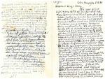Israel and Fanny Temianka correspondence
