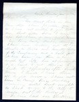James B. Safford Civil War Correspondence #01
