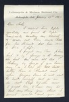 James B. Safford Civil War Correspondence #02