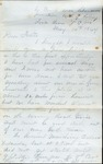 James B. Safford Civil War Correspondence #04