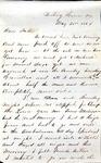 James B. Safford Civil War Correspondence #05 by James Broderick Safford
