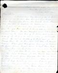 James B. Safford Civil War Correspondence #07