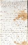 James B. Safford Civil War Correspondence #11