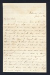 James B. Safford Civil War Correspondence #12