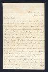 James B. Safford Civil War Correspondence #12