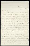 James B. Safford Civil War Correspondence #13