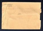 James B. Safford Civil War Correspondence #29