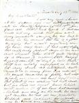 James B. Safford Civil War Correspondence #33