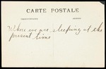 1919, Postcard