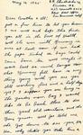 John G. Shindledecker First World War Correspondence #3