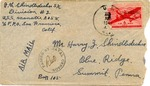 John G. Shindledecker First World War Correspondence #5