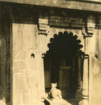 Temple of Siva, Calcutta, India, 1922