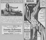 Neptune's Daughter publicity, 1914