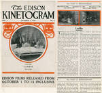 "Kinetogram article about ""Laddie,"" Edison Film No. 6525, 1909"