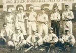 The Edison Film Company baseball team, 1909