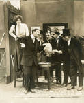 Production still from Thanhouser comedy