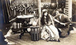 "Thanhouser drama ""The Pasha's Daughter"""