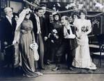 Thanhouser silent film scene