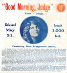 Good Morning, Judge, 1913